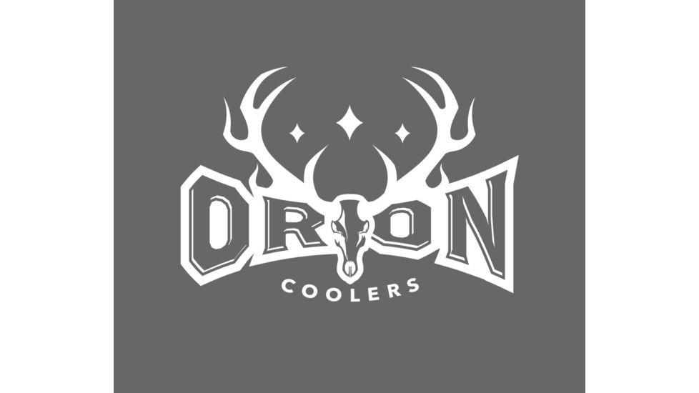 Orion Coolers Die Cut Logo Sticker