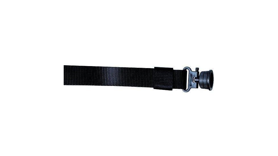 Outdoor Connection Black Shotgun Sling System w/Swivels TSS79504