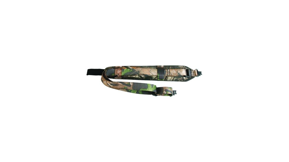 Outdoor Connection Padded Super-Sling Realtree Hardwood Green AD-20921