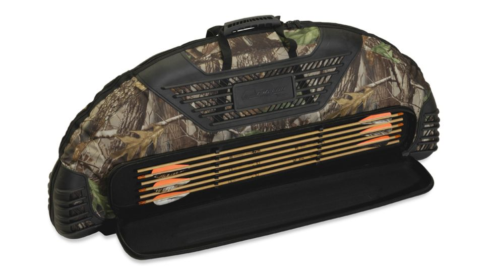 Plano Molding HS Series Bow Case - Realtree HD, 45.25 x 19.25 x 6.75 in