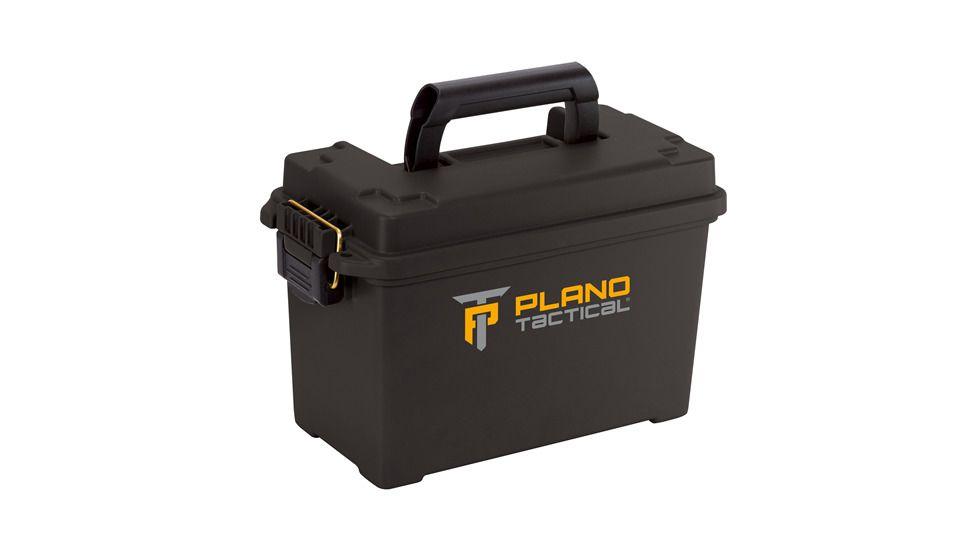 Plano Molding Plano Tactical Custom Ammo Box