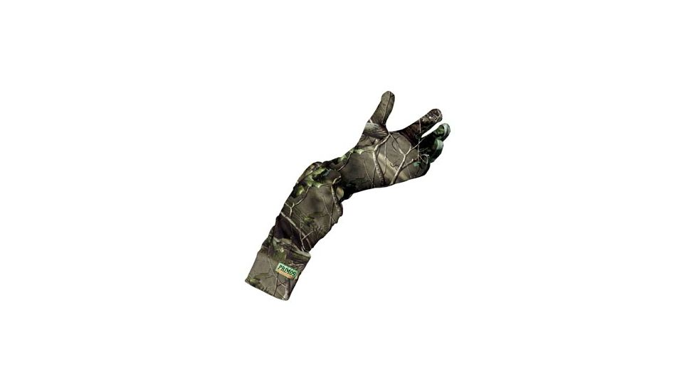 Primos Hunting Stretch-Fit Gloves w/ Extended Cuff