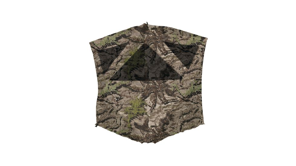 Primos The Club Ground Blind Ground Swat Grey Camouflage 65100P
