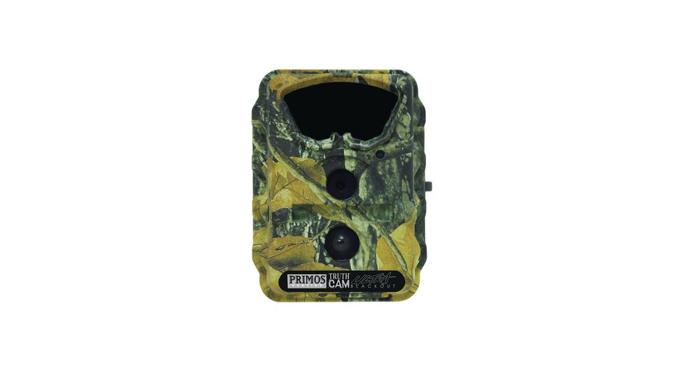 Primos Truth Cam Ultra Blackout Trail Camera 7.0 Megapixels Camouflage Finish 63036