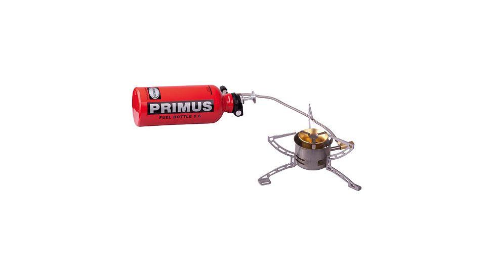 Primus Multi-Fuel EX Camping Stove w/Windscreen