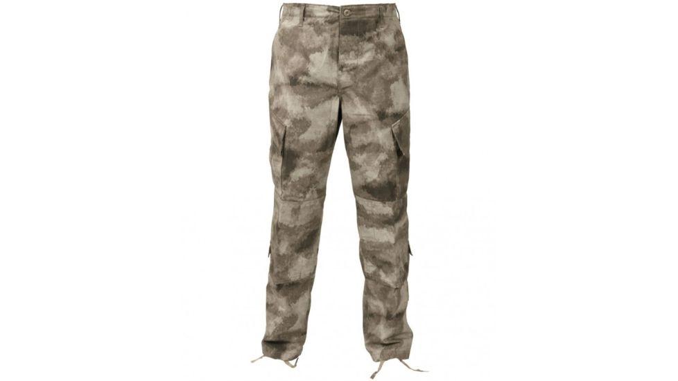 Propper A-TACS Uniform ACU Trousers, 65/35 PolyCotton Battle Rip