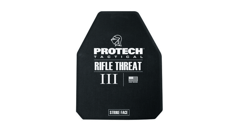 Pro-Tech IMPAC RT PLUS, Rifle Threats Special Threat Plate