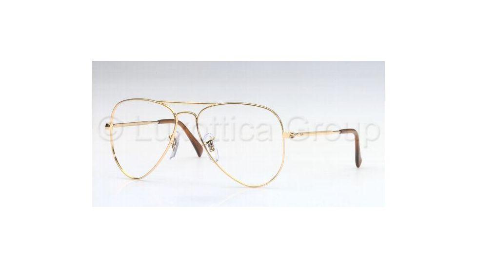 Ray-Ban Aviator Eyeglass Frames RX6049