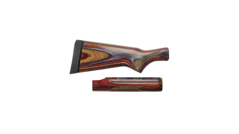 Remington 870 Compact Laminate Wood Stock And Forend 20 Gauge Royal Jacaranda High Gloss 17856RR