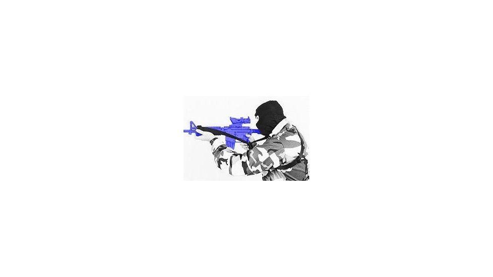 BlackHawk S.W.I.F.T Sling M4/Side Swivel Black 70GS04BK