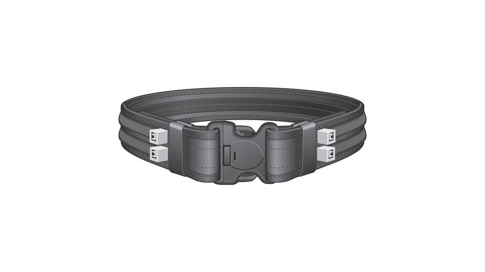 Safariland 4307 Ballistic Nylon Laminated Duty Belt w/ 3X Locking Buckle 4307-0-4