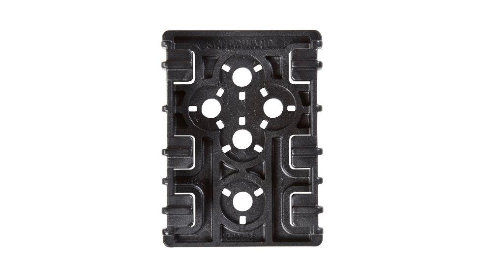 Safariland ELS 35 Receiver Plate, Black 6004-35-2