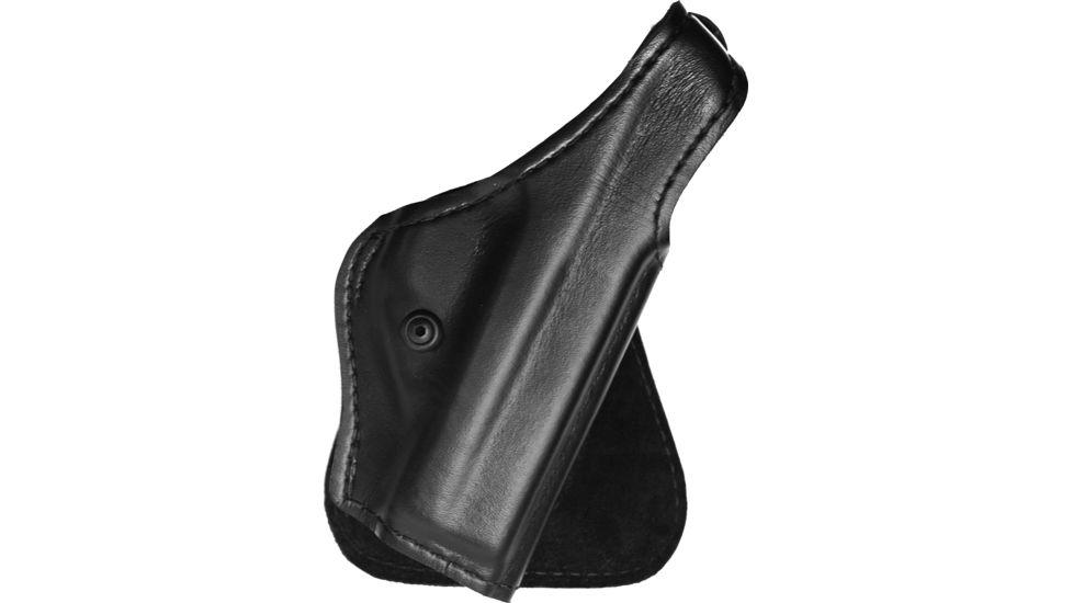 Safariland 518 Paddle Holster - Plain Black, Right Hand 518-283-61