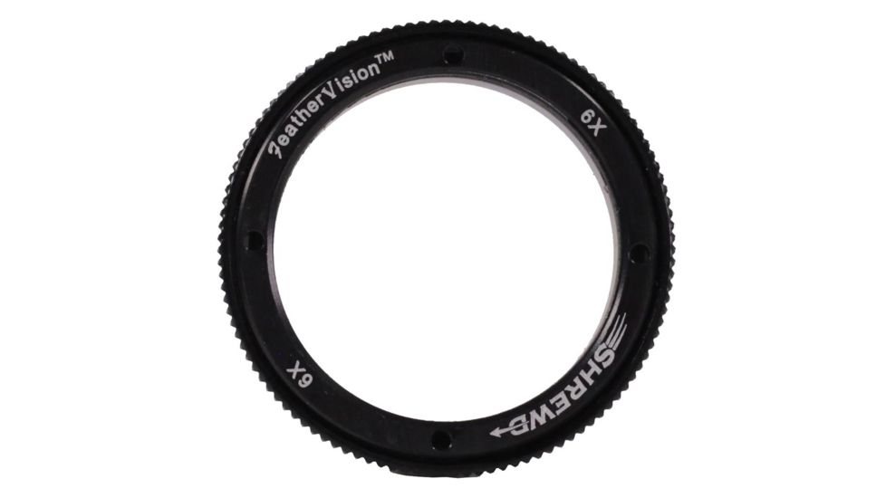 Shrewd 6x Lens w/ Housing Verde Vitri