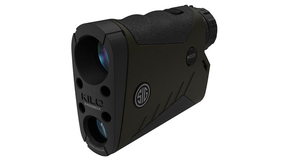 Sig Sauer Kilo2400BDX Laser Range Finding Monocular