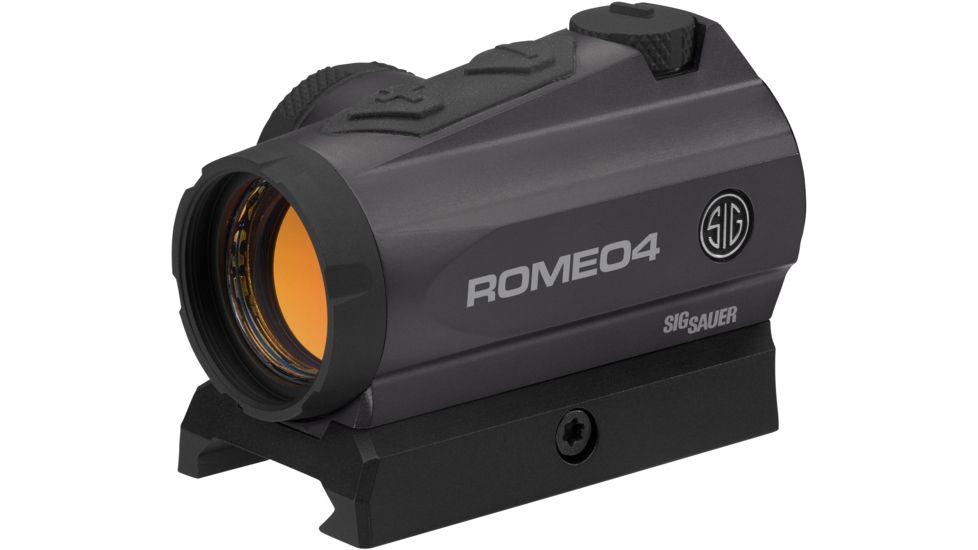 Sig Sauer Romeo 4A 1X20 Low .5MOA