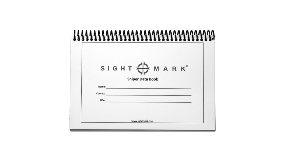 SightMark Sniper Data Book w/Cover