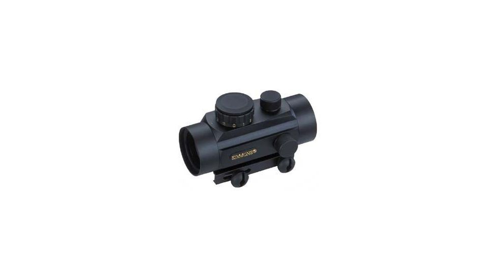 Simmons Red Dot Scope 30mm Electronic Sight with Universal Mounting Rail 800879