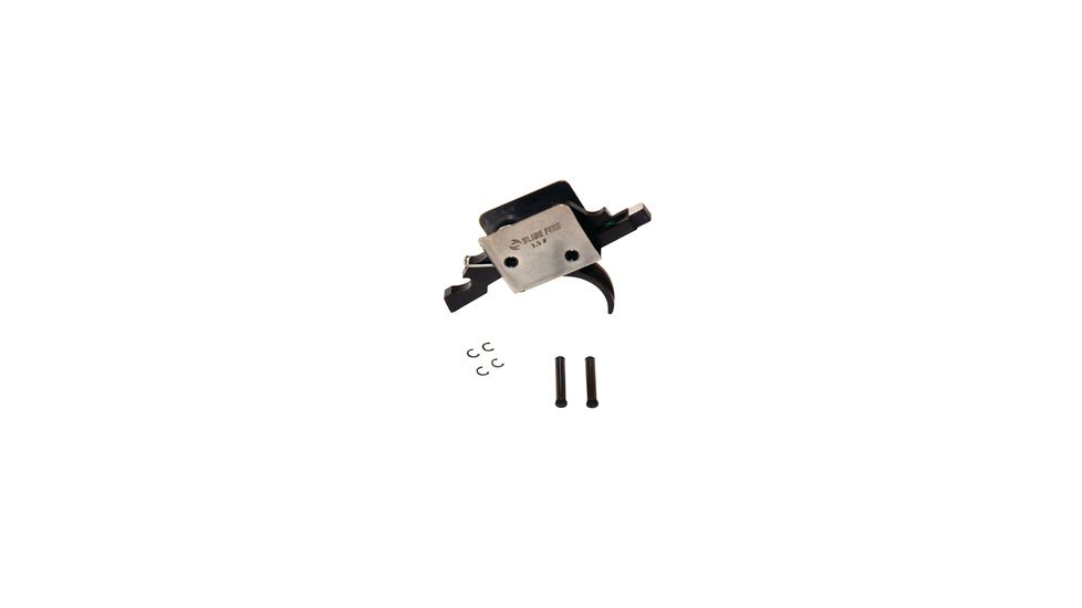 Slide Fire Solutions SSAR-15 Curved Trigger Group 3.5 Pound 13-0102