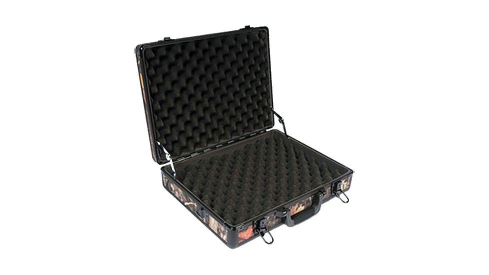 Sportlock CamoLock Quad Pistol Case - holds 4 pistols
