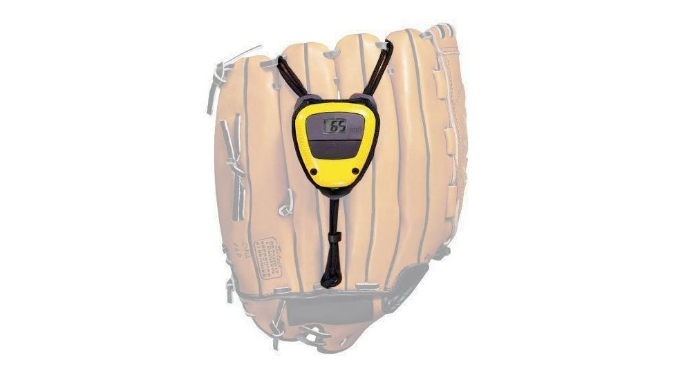 Sports Sensors Baseball Glove Radar
