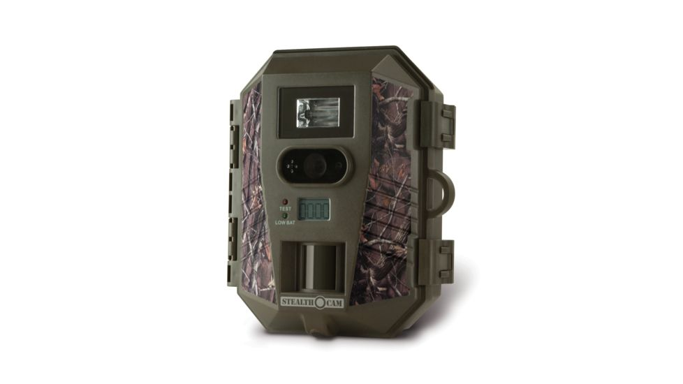 Stealth Cam Sniper Pro 8MP Digital Camera with 50ft Flash