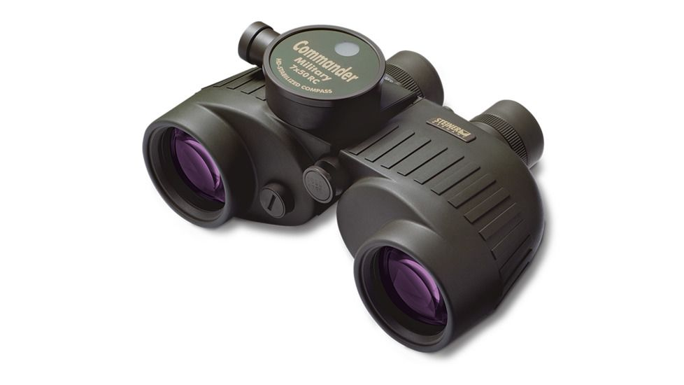 Steiner 7x50 M750rc Commander Military Binoculars