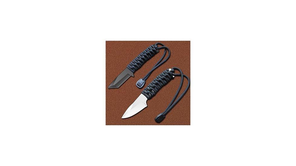 Stone River Gear Ceramic Neck Knife Blade and Sheath