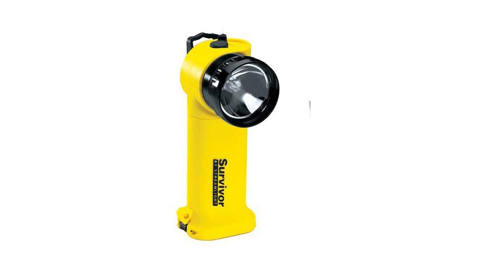 Streamlight Survivor Division 2 Flashlight, Yellow