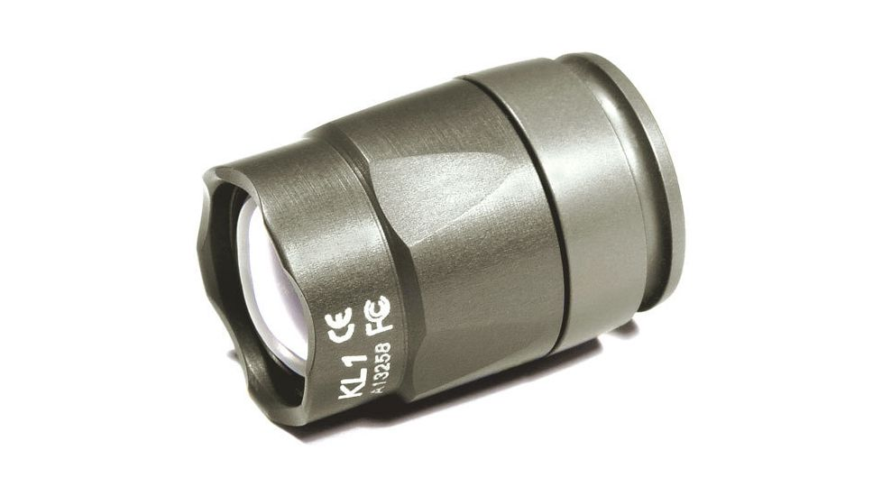 "SureFire KL1 Premium 15 Lumen LED Conversion Head with White LEDs & 1.00"" Bezel for E1E, E2D, E2E Flashlights"
