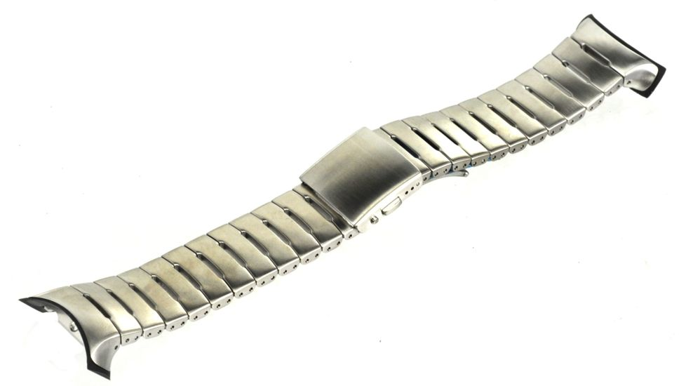 Suunto D6 Replacement Stainless Metal Watch Band Bracelet