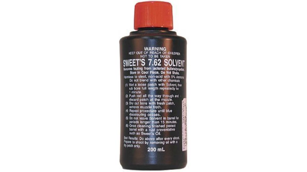 Sweets Sweet's 7.62 Solvent, 200ml SWE762