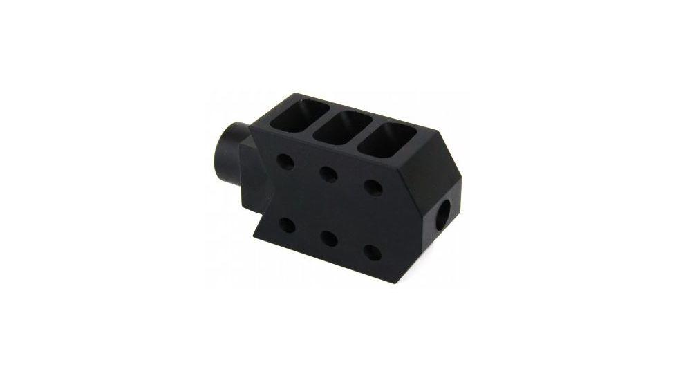 Tacfire .223/.556 1/2inX28 Thread 50 Cal Style Muzzle Brake
