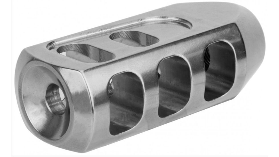 Tacfire .308 5/8inX24 Thread Tanker Style Muzzle Brake