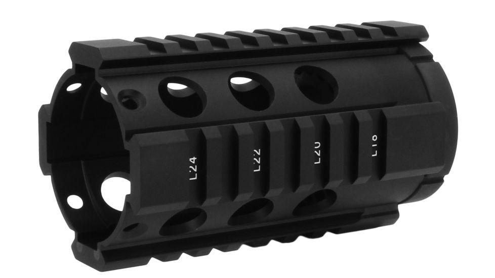 TacFire HG-05 2-Piece .308 Free-Float Tube Design AR Handguard