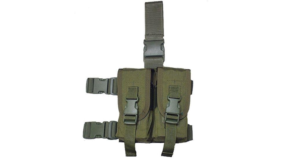 TAG Drop Leg M16 Mag Pouch 223DL1ACU