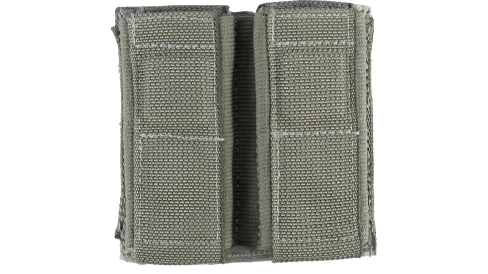 TAG MOLLE Enhanced Pistol Mag 2 Pouch