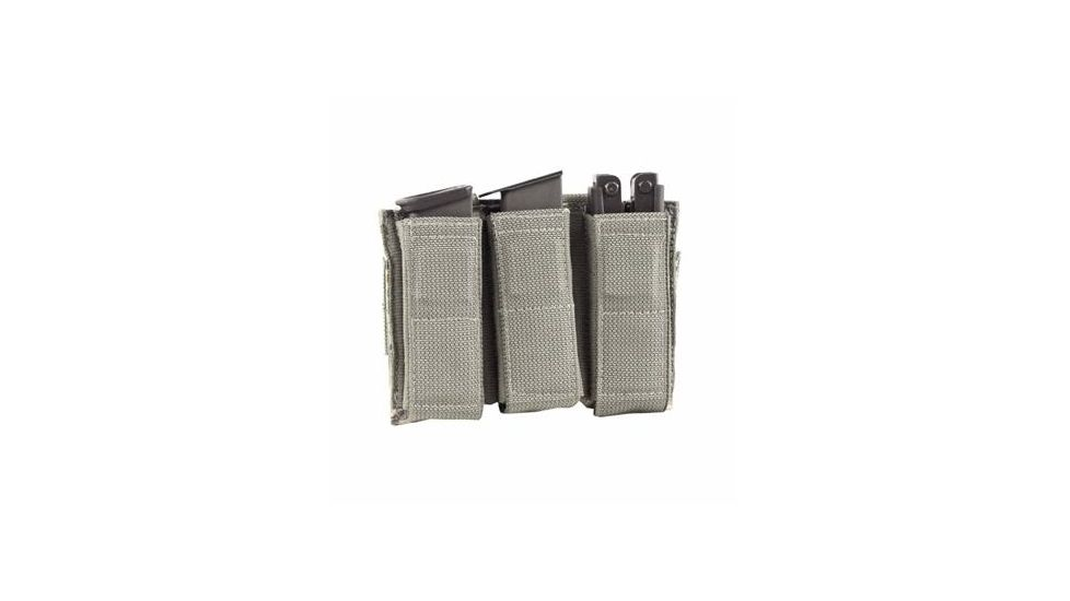 Tactical Assault Gear MOLLE Enhanced Pistol Mag (3) Pouch