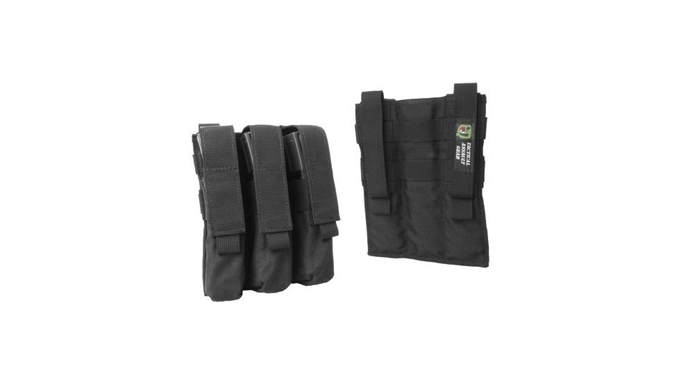 TAG MOLLE MP5 Mag 6 Pouch, Ranger Green