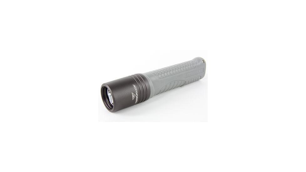 Lightstar Colorado Flashlight, 580 Lumens, Black/Gray