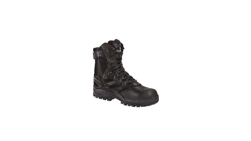 Thorogood 8in Deuce Waterproof Side Zip Puncture Resistant Safety Toe