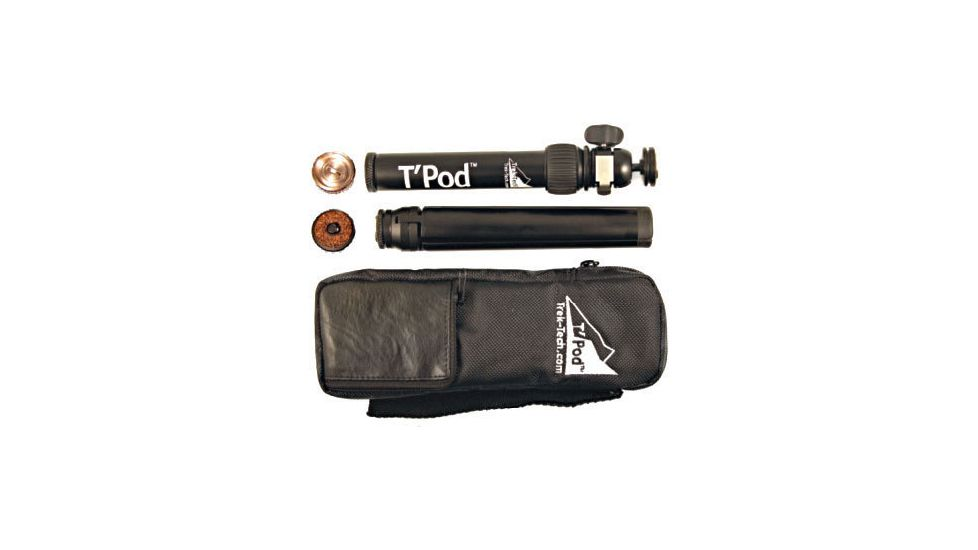 TrekTech T'Pod Tripod With MagMount & Travel Case 130