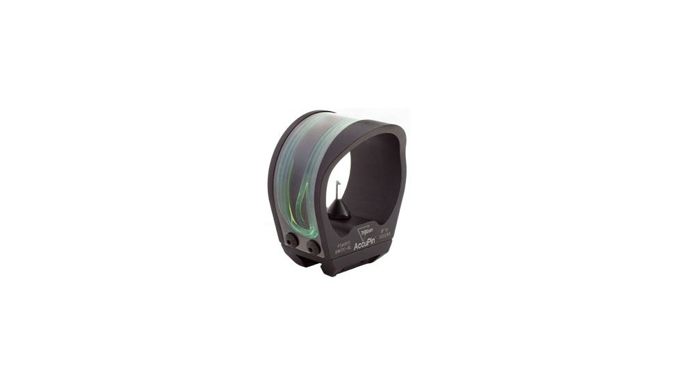 Trijicon AccuPin Green Bow Sight with Dovetail Base