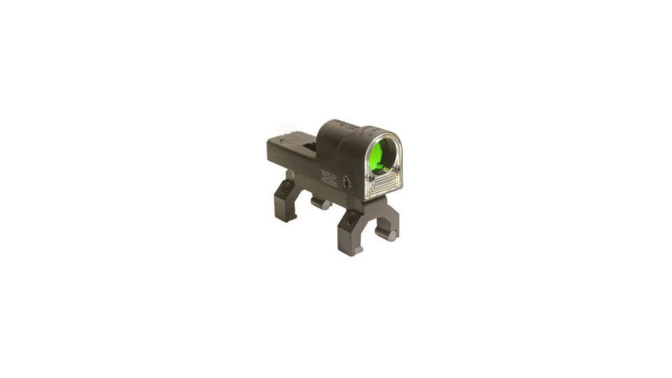 Trijicon RX01-17 Reflex 6.5 MOA Amber Dot Sight with H&K Mount