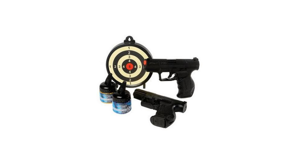Umarex Walther SpecOp P99 Airsoft Duelers Kit