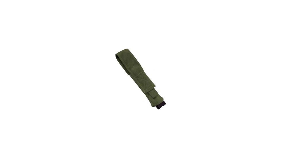 Uncle Mike's Law Enforcement Collapsible Baton Cases, Black or OD Green, 7702500, 7702501