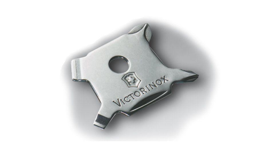 Victorinox SwissCard Lite Screwdriver Bit Swiss Army Multi Tools Quattro Bit
