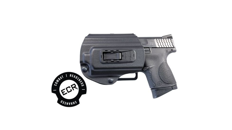 Viridian Left TacLoc Holster for Smith and Wesson M&P 9-40 with C Series ECR Equipped