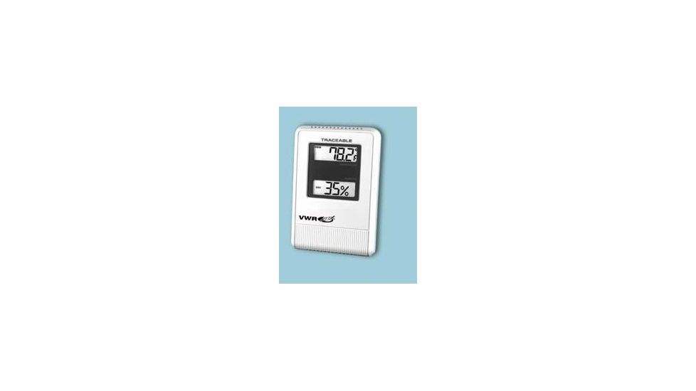 VWR Digital Hygrometer/Thermometer 4088