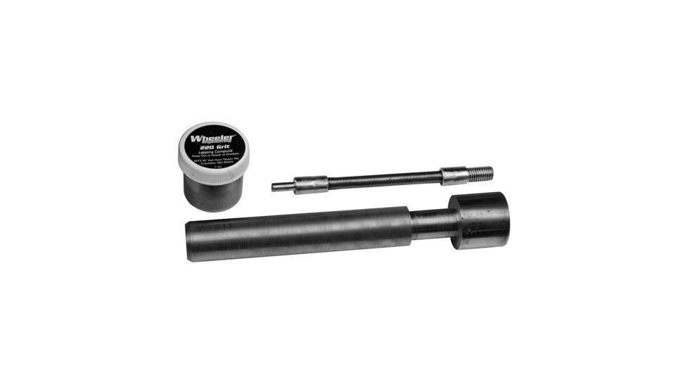 Wheeler Fine Gunsmith Equipment Delta Series Variant Receiver Lapping Tool AR LR/10